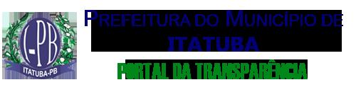 Portal da Transparência – Prefeitura de Itatuba – PB