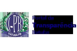 Portal da Transparência - Prefeitura de Itatuba - PB